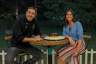 Ale Costa e Carol Fiorentino - Crédito: Artur Igrecias/SBT