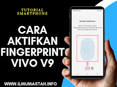 Cara Aktifkan Fingerprint Vivo V9