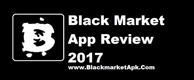 Black Market App Review 2018