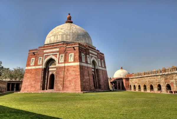 Ghiyasud-Din-Tughlaq's Tomb