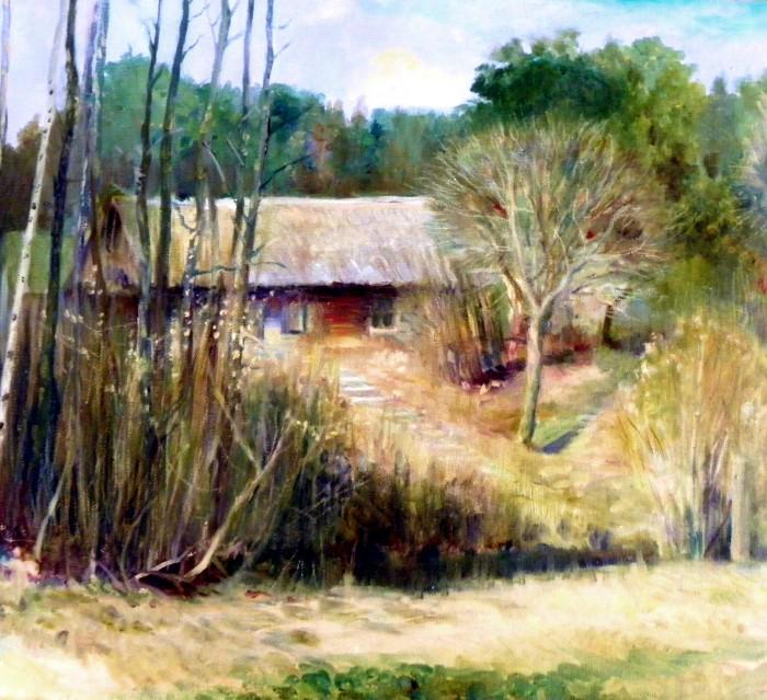 Литовский художник. Andrej Denisenko