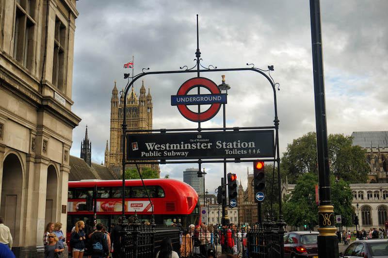 Jedna noc na randce z Londynem