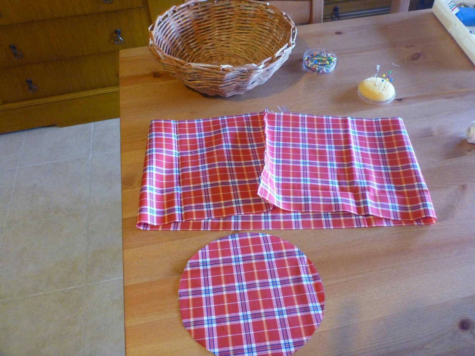 Cestini Da Lavoro Per Cucito gerry creations: tutorial. come fare una fodera in tessuto