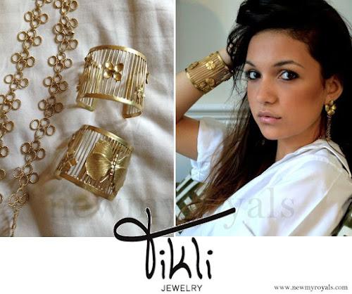 Queen Mathilde jewels TIKLI JEWELRY Bracelet