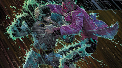 "Reseña de ""All-Star Batman vol. 01: Yo, mi peor enemigo"" de Scott Snyder y John Romita Jr. - ECC Ediciones."