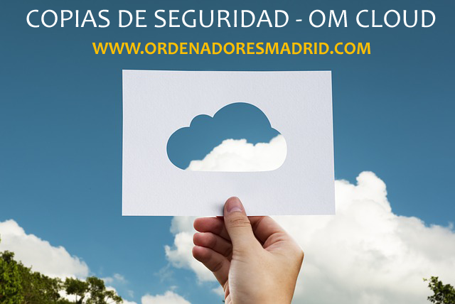 copias de seguridad cloud