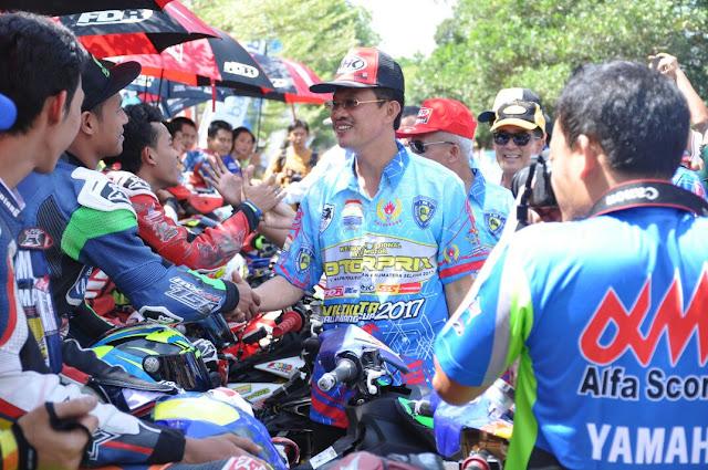 Harnojoyo Akan Buat Sirkuit Permanen Pendamping Sirkuit MotoGP