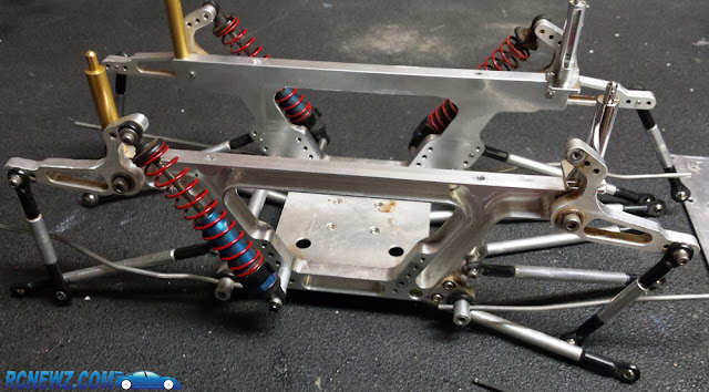 JPS Pro Chassis
