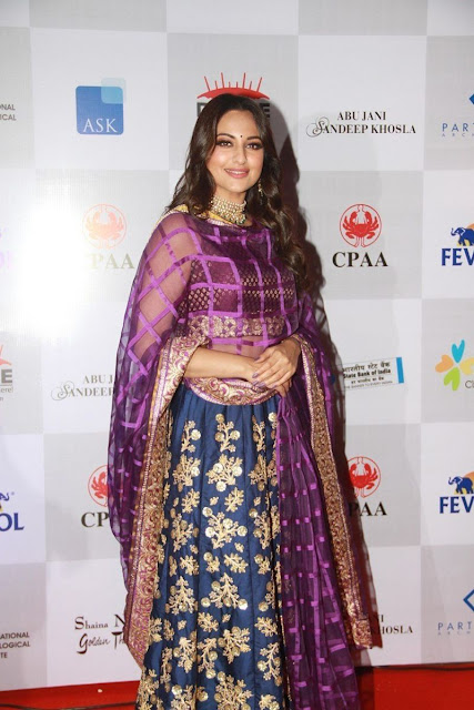 Sonakshi Sinha at Caring With Style Fashion Show