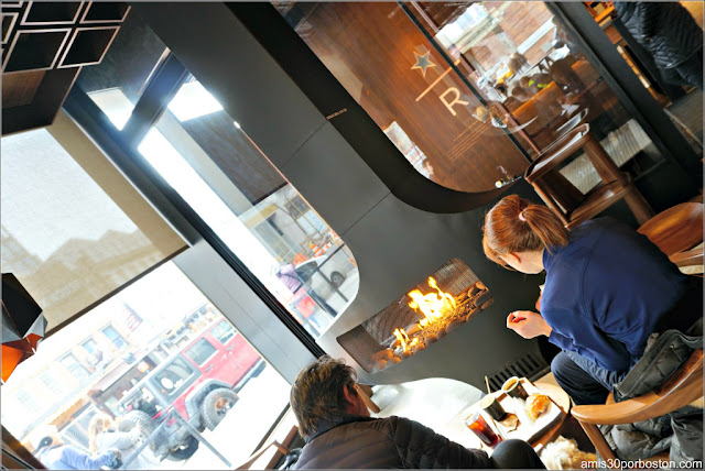 Cafeterías de Nueva York: Starbucks Reserve Roastery