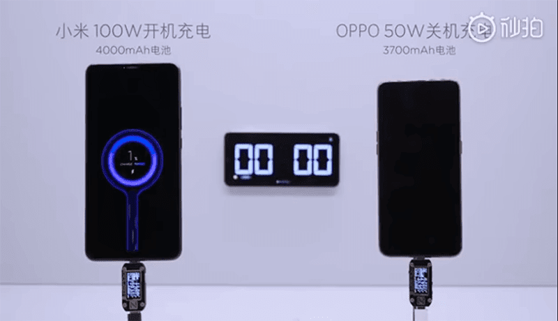 Xiaomi teases 100W Super Charge Turbo tech!