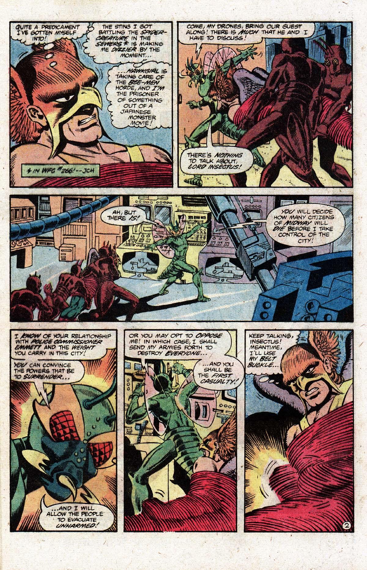 Read online World's Finest Comics comic -  Issue #268 - 36