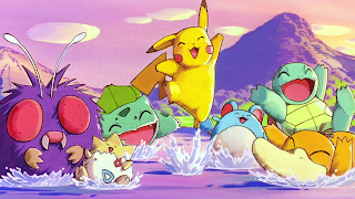 Pikachu Nintendo 3DS Background