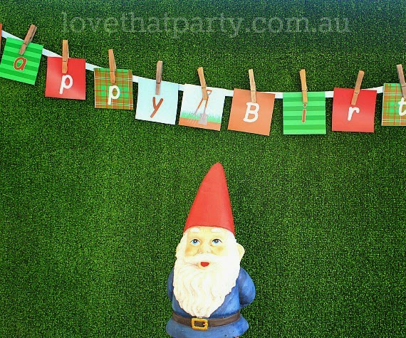 Luca's 4th Birthday Party: Sneek Peek! Can you guess the theme? www.lovethatparty.com.au