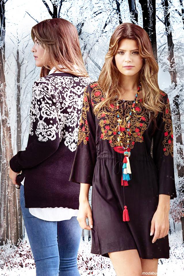 Moda invierno 2019. Ropa d emujer otoño invierno 2019. #moda