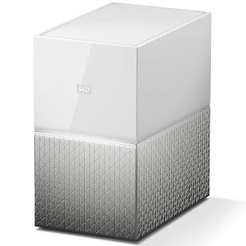 WD My Cloud Home Duo 16 TB