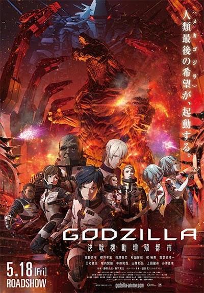 Godzilla: Ciudad al filo de la batalla (gratis)