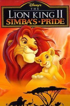 Vua Sư Tử 2: Sự Kiêu Hãnh Của Simba
