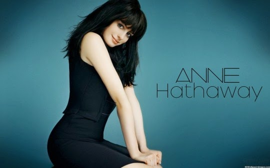 Hollywood Actress Anne Hathaway Biography Pictures