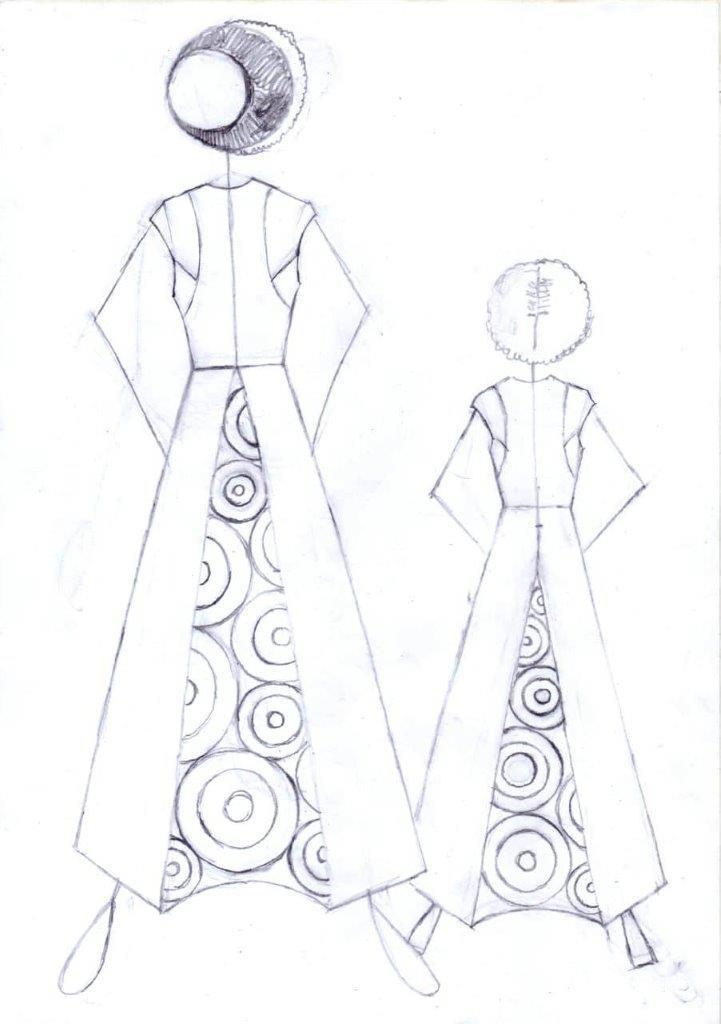 a90f5302ab00 ... convidadas por Silvania de Deus para impor ainda mais a sua principal  marca de estilo, vestir mulheres reais. Uma das modelos entrará com um  vestido ...