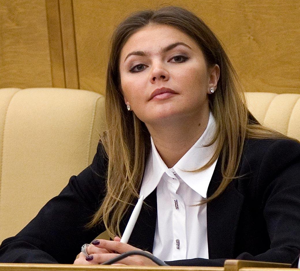 alina kabaeva son - photo #16