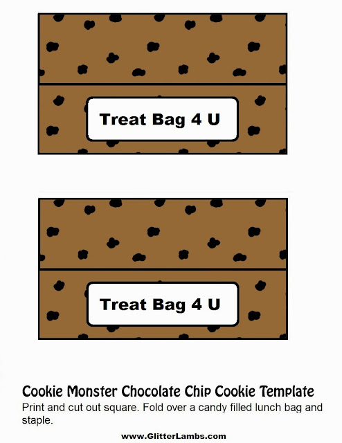 Gutsy image for cookie template printable