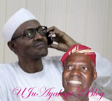 Chief Bisi Akande Receives Condolence Phone Call From President Buhari