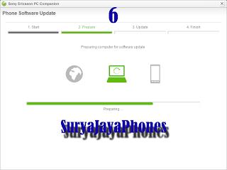 haribagibagi: Update Sony Ericsson Xperia X10