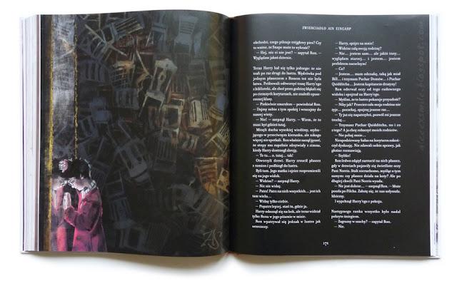 Harry Potter - edycja ilustrowana, ilustracje Jim Key, Media Rodzina