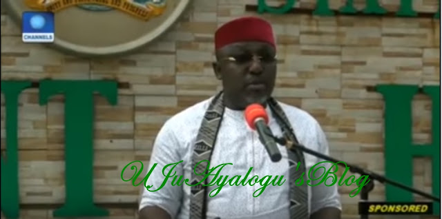 I stand best chance to become President after Buhari in 2023 – Gov. Okorocha