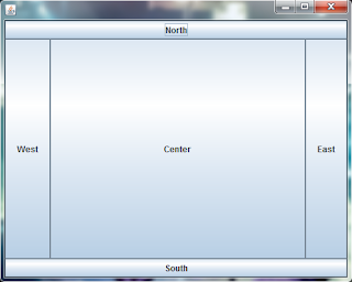 border layout java example