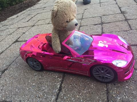 Barbie Cruisin' Corvette R/C