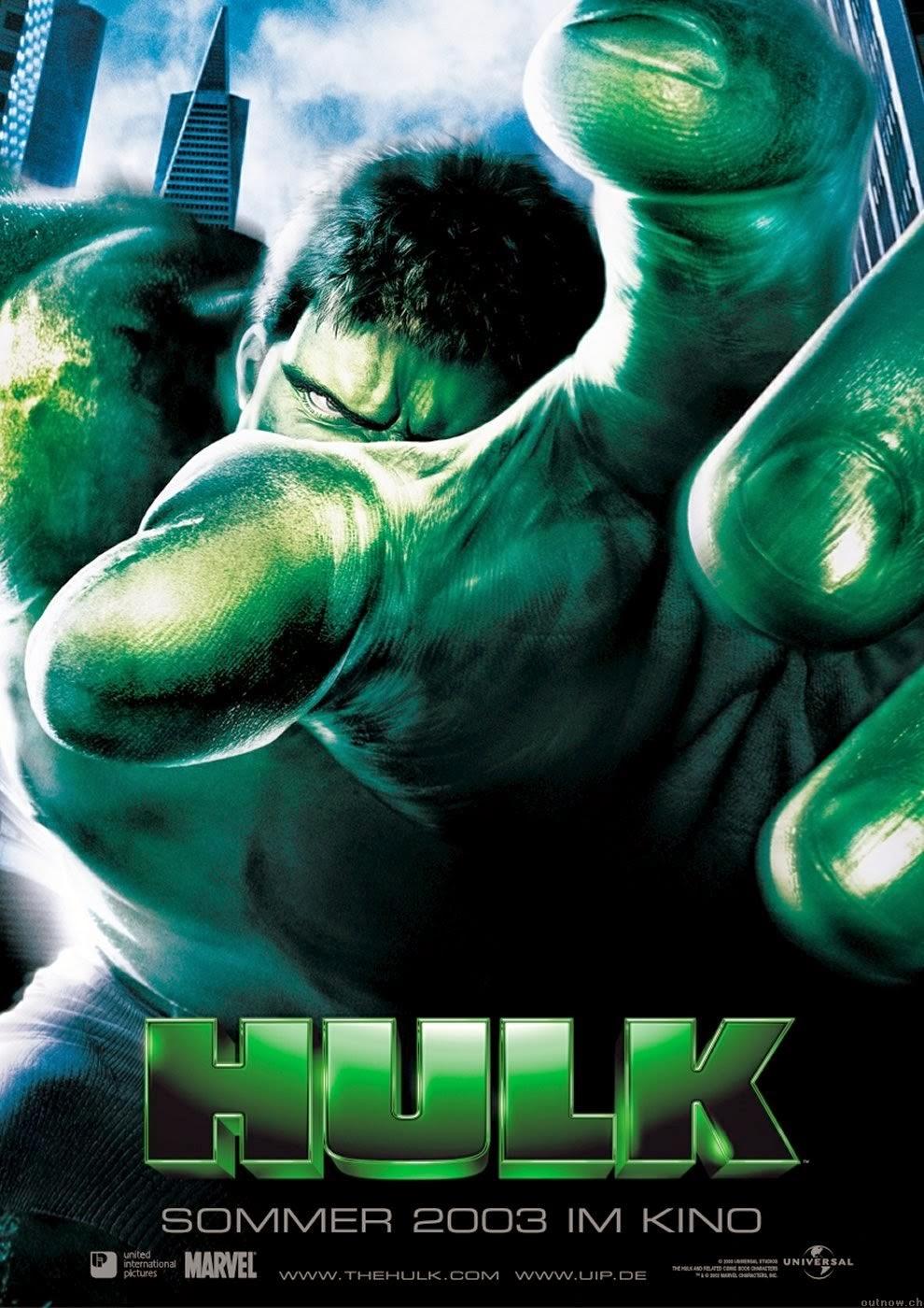 The Hulk 1 มนุษย์ยักษ์จอมพลัง 1 [HD][พากย์ไทย]