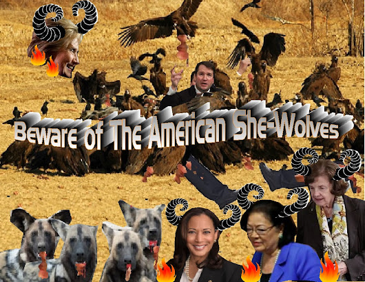 Beware of The American She-Wolves