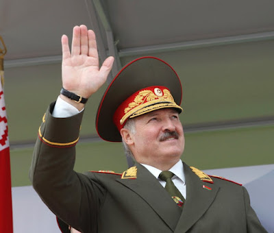 Alexander Lukashenko is the President of Belarus, in office since 20 July 1994.