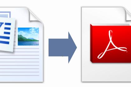 Cara Merubah Word ke PDF dengan mudah