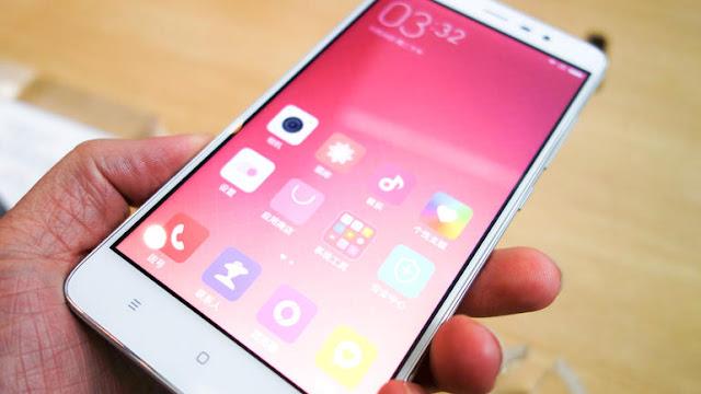 Bosan dengan Custom Rom Sphink Coba Mod Rom Xiaomi Global EU Di Redmi Note 3 Kamu iOS Mode