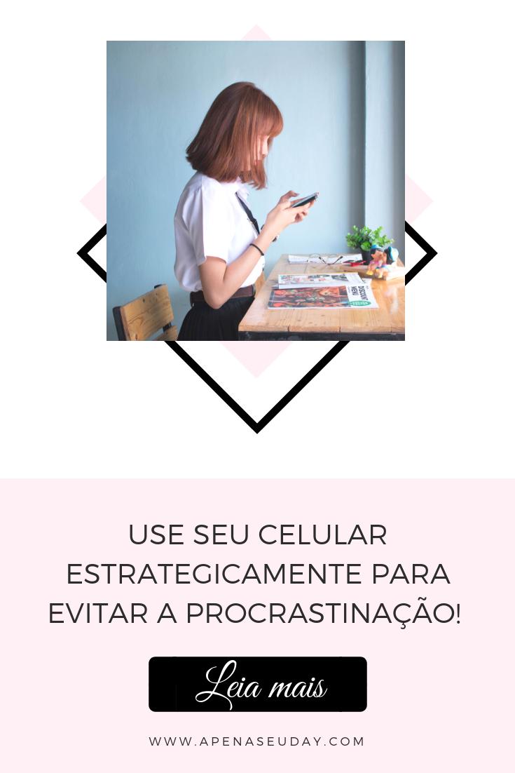 Dicas estratégicas para você driblar a procrastinação usando seu celular + 15 lindos wallpapers motivacionais pra você. Acesse agora!