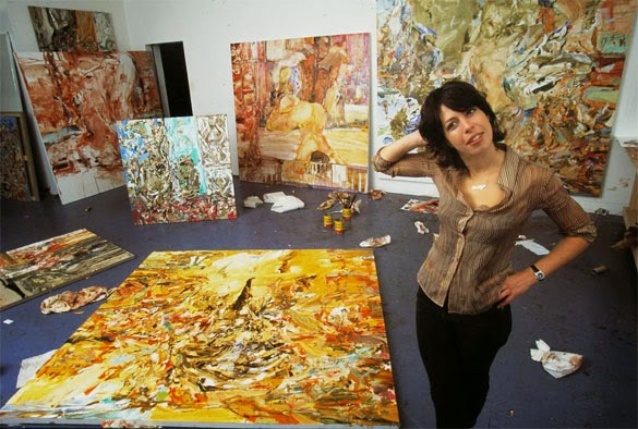New York Academy Of Art Cecily Brown In Conversation With