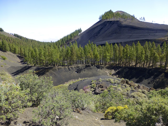 Paisajes entre Montañon Negro y las Cumbres