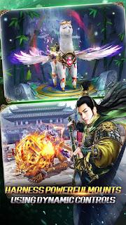 Kingdom Warriors Mod