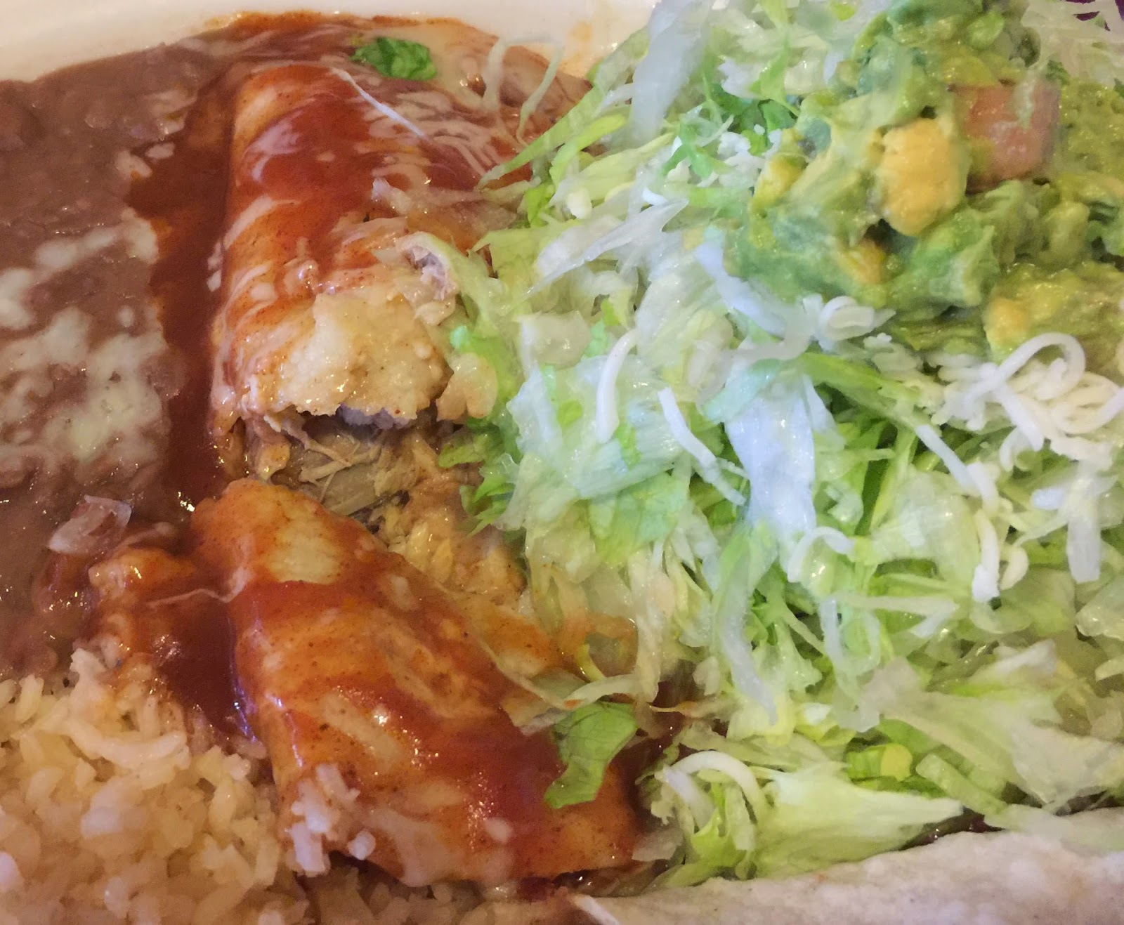 TASTE OF HAWAII: AZTECA MEXICAN RESTAURANT