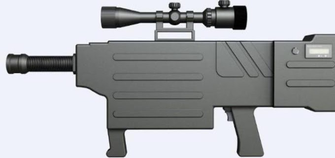 Лазерная винтовка ZKZM-500