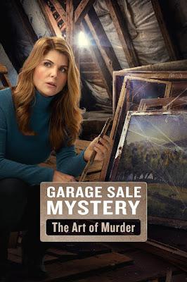 Garage Sale Mystery The Art Of Murder 2017 Custom HD Latino