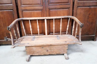 Wholesale French Antiques Bench