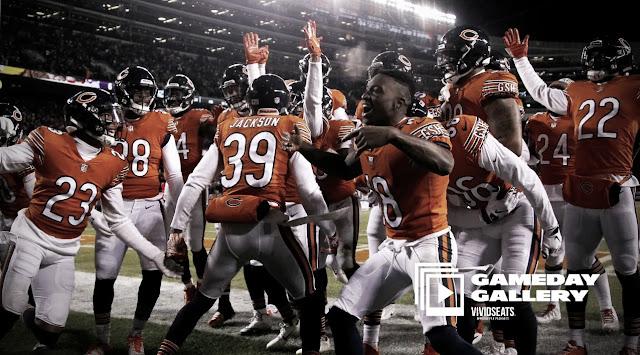 FÚTBOL AMERICANO - Chicago Bears se lleva una gran batalla defensiva por el Norte ante Minnesota