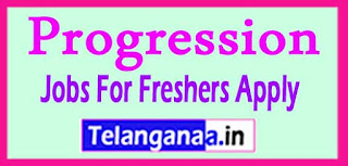 Progression Recruitment 2017 Jobs For Freshers Apply