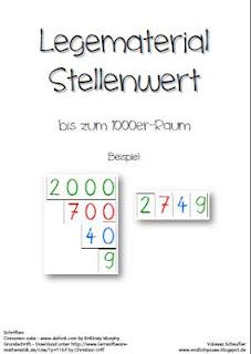 http://endlich2pause.blogspot.de/2012/12/stellenwerte-legematerial.html