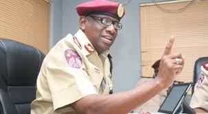 Corps Marshall of FRSC
