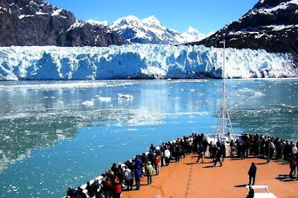 Ini Objek Wisata Gletser di Amerika Serikat yang Terkenal di Dunia